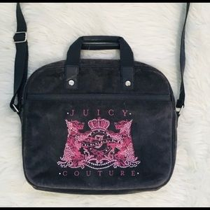 NWOT Juicy Couture Laptop Bag